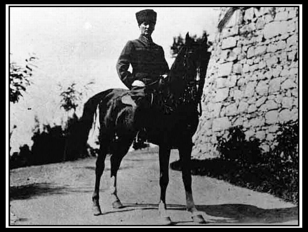 atlar ve atatürk