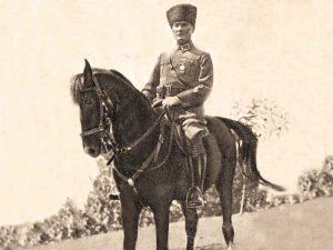 Atatürk'ün Atları Sakarya ve Çankaya 1
