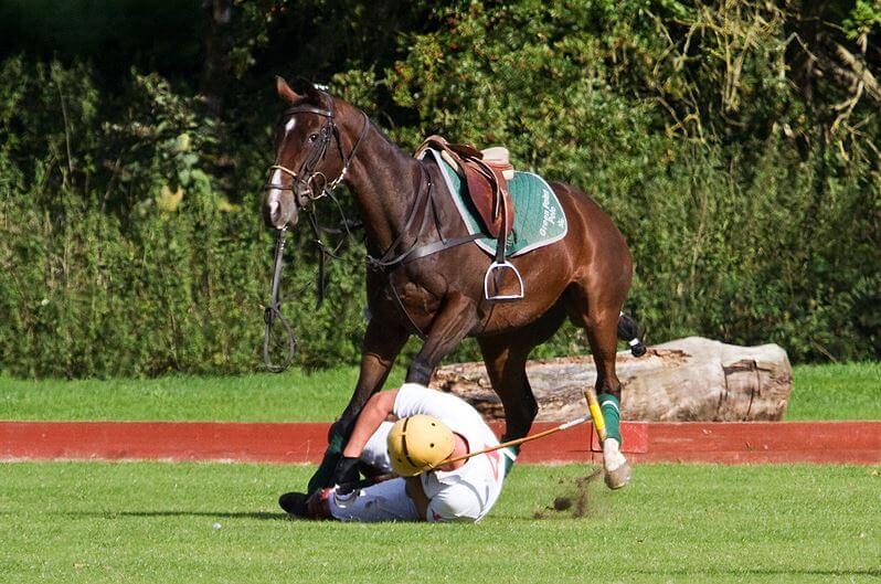 Komik At Kazaları - Attan Düşenler 21