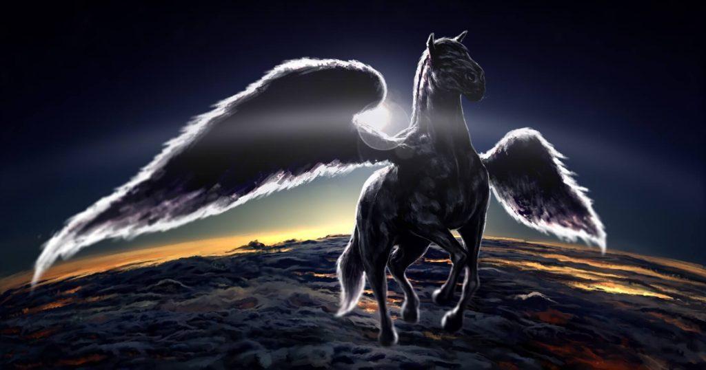 mitolojide kanatlı at tulpar